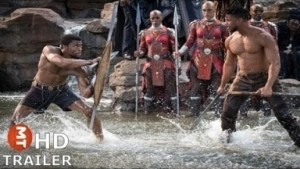 Video: BLACK PANTHER T